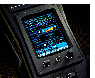 Touchscreen Control Comes to New Garmin G2000